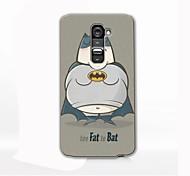 Too Fat Design Hard Case for LG G2