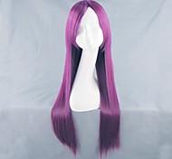 Angel Beats!Nakamura Yuri Purple Cosplay Wig