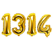 16 pollici 1314 ti amo per sempre giorno di nozze festa di compleanno palloncino San Valentino membrana di alluminio