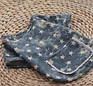 Mode für Haustiere schöner Stern dicke Jeans Gary Baumwolle gefütterte Jacke für Haustiere Hunde (verschiedene Farben, Größen)