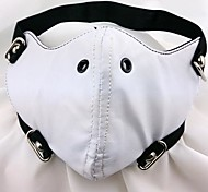 Tokyo Ghoul Style White Hip Hop Half Face Mask