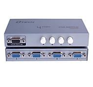 interruptor de suporte 4 portas VGA 1920 * 1440, DDC2, widescreen