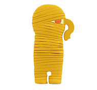 Mummy Cartoon Earphone Cable Wire Cord Organizer Cable Winder