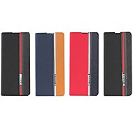 Three Color Pattern PU Leather Full Body Case for Sony Xperia T2  (Assorted Color)