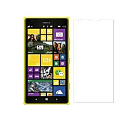 Dengpin ® Anti-Explosion Fingerprint Resistant HD Clear Tempered Glass Screen Protector Film for Nokia Lumia 1520