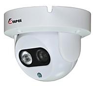 Indoor Dome 1/3 CMOS 800TVL Array IR LED Security Video CCTV Camera