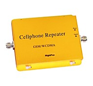 HighPro GSM WCDMA 900/2100MHz Dual Band Mobile Phone Signal Repeater Booster Amplifier