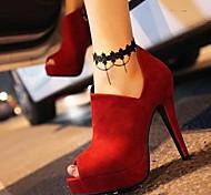 Women's Vintage Lace Anklets