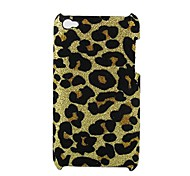 Leopard Print Design Pattern Hard Case for iPod touch 4