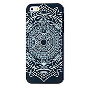 Aztec Mandala Pattern Hard Case for iPhone 4/4S