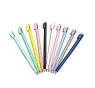 10 Pieces Color Touch Stylus Pen for Nintendo NDSL NDS Lite