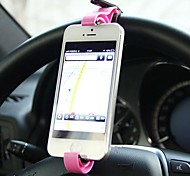 VORMOR® Universal Car Wheel Steering Holder for iPhone (Assorted Colors)