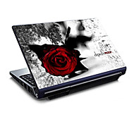 "Rose 79 Pattern Laptop Protective Skin Sticker For 15.6"" Laptop"