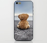 Cubs Back Pattern hard Case for iPhone 6