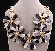 schöne Blume Dame Mode-Kette