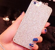 Cool Tide Models with Diamond Hard Back Cover  for iPhone 4 /  iPhone 4S
