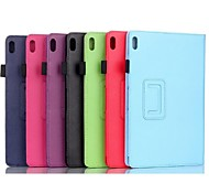 10.1 Inch Two Folding Pattern Lichee  Case for Lenovo A10-70(A7600)(Assorted Colors)