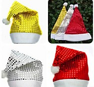 Flashing Santa Claus  Cap
