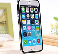Silica Gel Bumper Frame Covers for iphone 6 Plue Bumper Cases 5.5 inch (Assorted Colors)