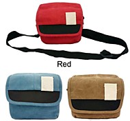 Dengpin® Shoulder Messenger Camera Canvas Case Bag for Nikon V1 J1 J2 J3 with 10-30mm or 10mm Lens