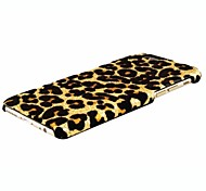 Leopard Print Design Pattern Back Case for iPhone 6 (Assorted Colors)
