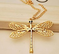 Women's Dragonfly Sweater Chain Restoring Ancient Ways