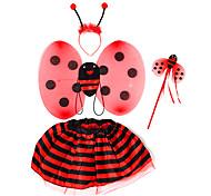 Ladybeetle Suit-dress Halloween Costumes