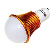 Zhishunjia GU10 8 W 16 SMD 5630 680 lm LM Natural White Globe Bulbs AC 85-265 V