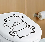 Bathtub Appliques Toilet Silicone Multi-function / Cartoon