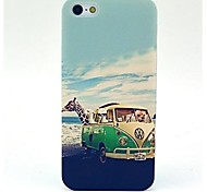 Driving Alpaca Pattern Hard Case for iPhone 4/4S