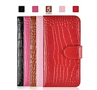 Python Pattern PU Leather Flip-open Full Body Case for iPhone 6 Plus(Assorted Colors)
