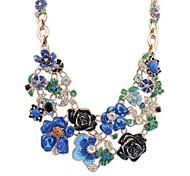красивые цветы и сладкие пастырское ожерелье стиль моды (больше цветов)