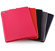 Simple Pure Color Design TPU Soft Case for iPad Air 2 (Assorted Colors)