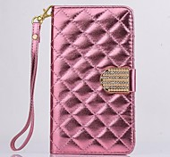 Luxury Diamond PU Leather Full Body Case with Stand for SAMSUNG GALAXY Note 3 N9000(Assorted Colors)