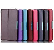 8-Zoll-Dreifach-Faltung hochwertigen PU-Leder für Lenovo miix 2-8 ZTH (verschiedene Farben)
