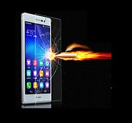 2.5D Slim Design Premium Tempered Glass Screen Protective Film for Huawei Ascend P7