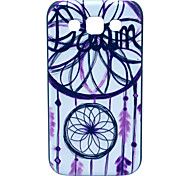 For Samsung Galaxy Case Pattern Case Back Cover Case Dream Catcher PC Samsung Win