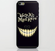 Crazy Smiley Pattern hard Case for iPhone 6