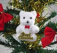 natal decoração queda pendurado urso bonito