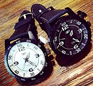 Men's High Quality Fashion Silicone Watches(Assorted Colors)