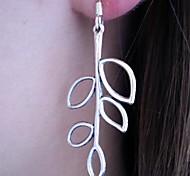 Hoop Earrings Women's Alloy Earring Non Stone