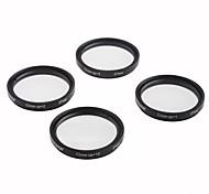 neewer nueva de 4 piezas de 37 mm de cerca kit lente macro + 1, + 2, + 4, 10