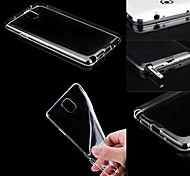 DF® Ultrathin Transparent Clear Back Case for Samsung Galaxy Note 4
