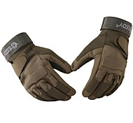 Glove Cycling / Bike All / Men's Full-finger Gloves Keep Warm / Protective / Anti-skidding Spring / Autumn / Winter Others Others - ESDY