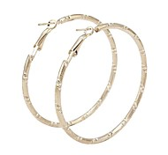 Fashion New Women Hoop Earrings Random Color
