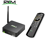 RKM(Rikomagic)MK902 Andriod TV Box 2GB RAM 8GB ROM Quad Core RK3188 with MK705 Fly Mouse Keyboard