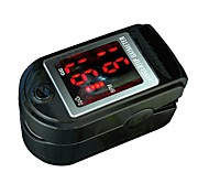 Contec Pulse Oximeter Pulse Oximetry Finger CMS50DL Heartbeat Detection of Blood Oxygen Saturation Detection Means