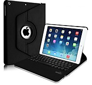 360 Rotate Detachable Bluetooth Wireless Keyboard Case for iPad Air