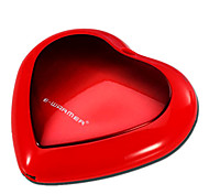 Heated Creative Lovely Heart Shape USB Warmer Hand Warmer Pad Hand Warmers