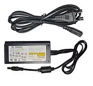xinyuanyang® gm1203 36w 12v 3a EU-Stecker AC / DC-Netzteil für LED-Lichtleiste - schwarz (100 ~ 240V)